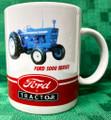 #M122 Ford 5000 Series Tractor Ceramic Coffee Mug