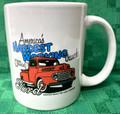 #M123 Ford America's Hardest Working Truck Ceramic Coffee Mug