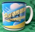 #M124 Wright Flyer Ceramic Coffee Mug