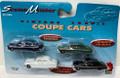Life-Like SceneMaster #1616 Vintage '50's Coupe Cars (HO)