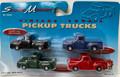 Life-Like SceneMaster #1613 Vintage 50's Pickup Trucks (HO)