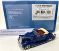 Oxford Diecast #87BS36005 Buick '36 Convertible Coupe - Musketeer Blue (HO)