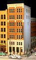 Lunde Studios #28 Magnuson Int'l Building Kit (HO)
