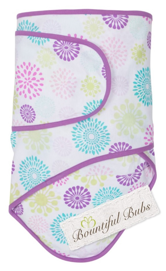 Newborn Baby Wrap Cotton Swaddle Blankets Miracle Blanket