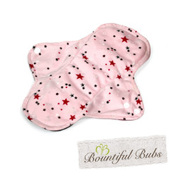 Washable Cloth Pad, Stargaze, Bountiful Bubs