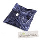 Reusable Pad Deluxe Pack, Menstrual, Incontinence Pads, Folded Denim, Bountiful Bubs