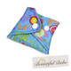 Bountiful Pads Small Folded Summer Garden, Reusable Cloth Pad