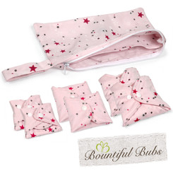 Reusable Pads, Essentials Pack, Stargaze,