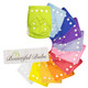 Our Newborn Bamboo Cloth Nappy Colour Range - Bountiful Bubs