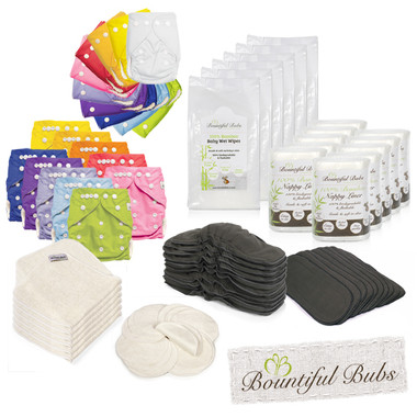 Deluxe Baby Nappy Pack