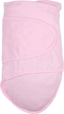 Miracle Blanket Baby Swaddle - Pink