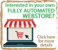 organic webstore