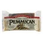 Bear Valley Pemmican Carob Cocoa (12x3.75 Oz)