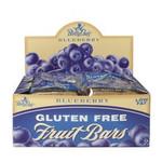 Betty Lou's Blueberry Fruit Bars (12x2 Oz)