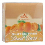Betty Lou's Apricot Fruit Bars (12x2 Oz)