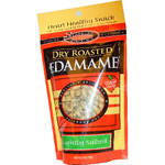 Seapoint Farms Light Salt Dry Roasted Edamame (12x4 Oz)