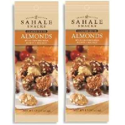 Sahale Snacks Almond/Cran/Honey (9x1.5OZ )