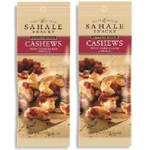 Sahale Snacks Cashew Pom/Van (9x1.5OZ )