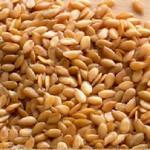 Seeds Golden Flax Seeds (1x25LB )