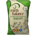 Earth Balance Vgn White Cheddar PCorn (12x7OZ )