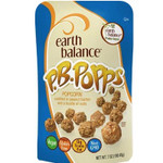 Earth Balance Vgn Pb Popps Popcorn (12x7OZ )