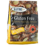 Glutino Sesame Rings Pretzels (12x227 GM)