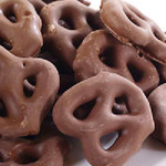 Sunridge Farms Milk Chocolate Pretzels (1x10LB )