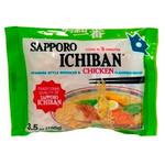 Sapporo Ichiban Japanese Style Noodles Chicken Soup (24x3.5Oz)