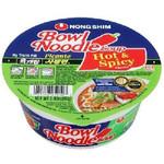 Nong Shim Bowl Noodles Hot (12x3.03OZ )