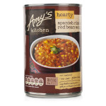 Amy's Spanish Rice/Red Bean Soup (12x14.7OZ )