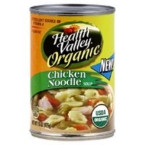 Health Valley Chicken Noodle Soup (12x15 Oz)
