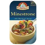 Dr. Mcdougall's Minestrone Soup (6x17.6OZ )