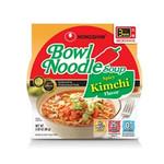 Nong Shim Kimchi Noodle Soup Bowl (12x3.03Oz)
