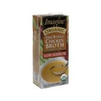 Imagine Foods Free Range Chicken Broth Soup (12x32 Oz)