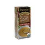 Imagine Foods Low Sodium Chicken Broth (12x32 Oz)