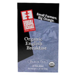Equal Exchange Black, English Breakfast Tea (3x20 Bag)