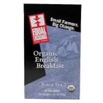 Equal Exchange Black, English Breakfast Tea (6x20 Bag)