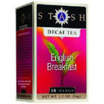 Stash Tea Decaf English Brkf (6x18BAG )