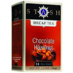 Stash Tea Decaf Chocolate Hazelnut (6x18BAG )