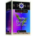 Stash Tea Double Bergamot (6x18BAG )