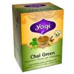 Yogi Green Chai Tea (6x16 Bag)