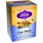 Yogi Black Chai Tea (6x16 Bag)