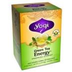 Yogi Green Energy Tea (6x16 Bag)