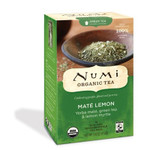 Numi Tea Mate Lemon Green Tea (3x18 Bag)
