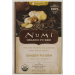 Numi Tea Ginger Pu-erh Tea (6x16 Bag)