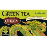 Celestial Seasonings Authentic Green Tea (3x20 Bag)