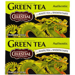 Celestial Seasonings Authentic Green Tea (6x20 Bag)