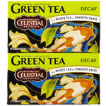 Celestial Seasonings Decaffeinated Green Tea (6x20 Bag)