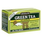 Bigelow Green Tea With Lemon (6x20 Bag)