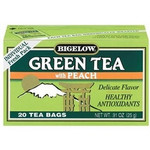 Bigelow Green Tea with Peach (6x20 EA)